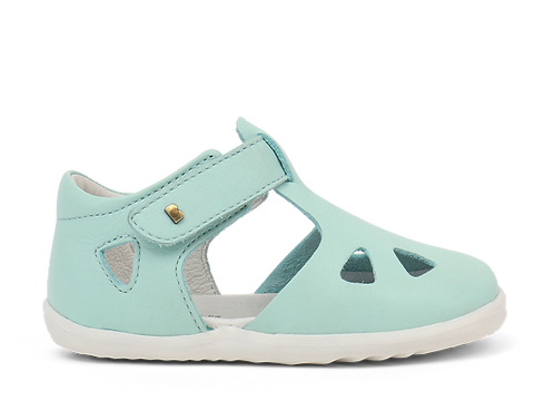 Bobux Zap Closed toe sandal Mint