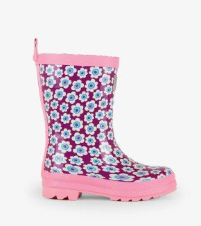 Hatley floral Wellies