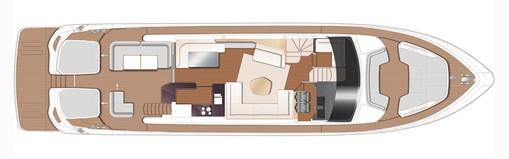 PRINCESS S78 - BRAND NEW 2020