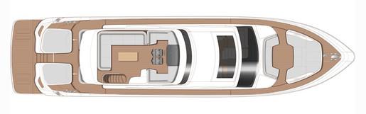 PRINCESS S78 - BRAND NEW 2021