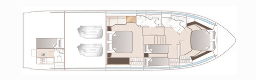 PRINCESS S62 - BRAND NEW 2021