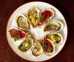 Setubal Oysters