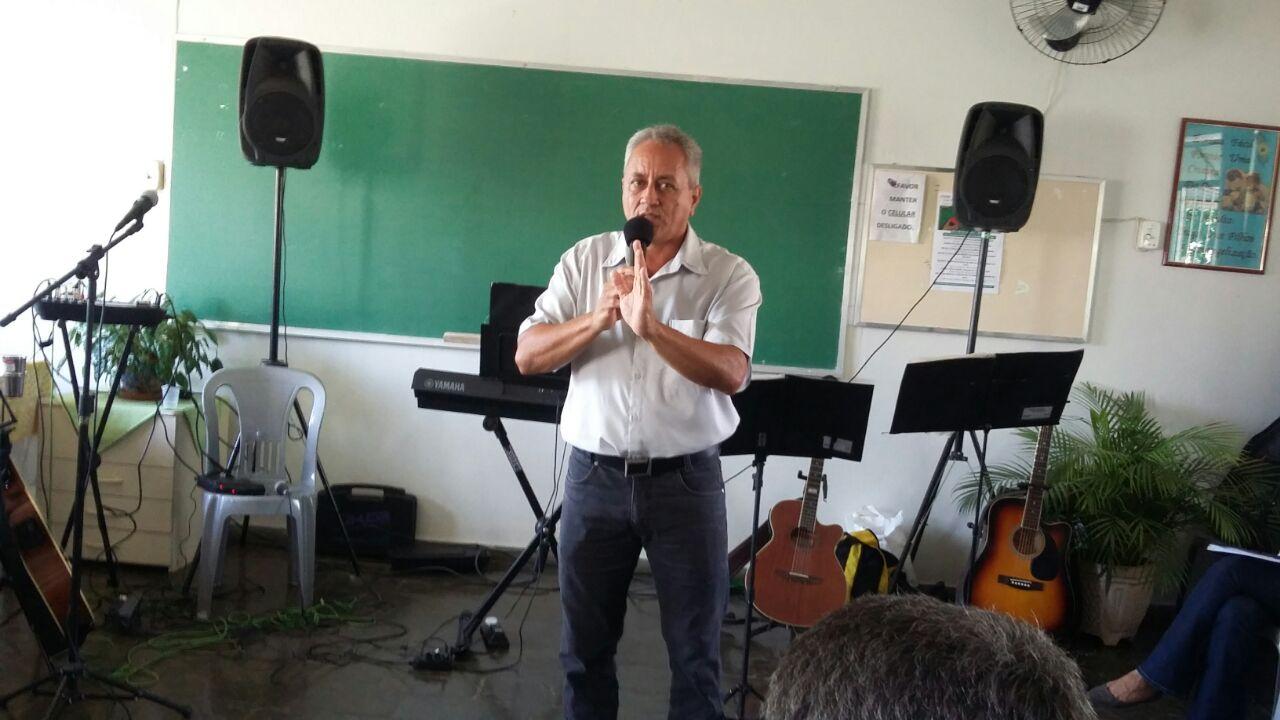 Orador de domingo, Gilmar Cândido