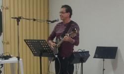 Vitor Arab Apresentação Musical