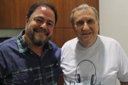 Hélio Dias e Luciano Klein
