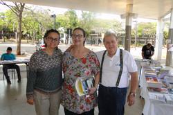Adriany, Vânia e Hélio