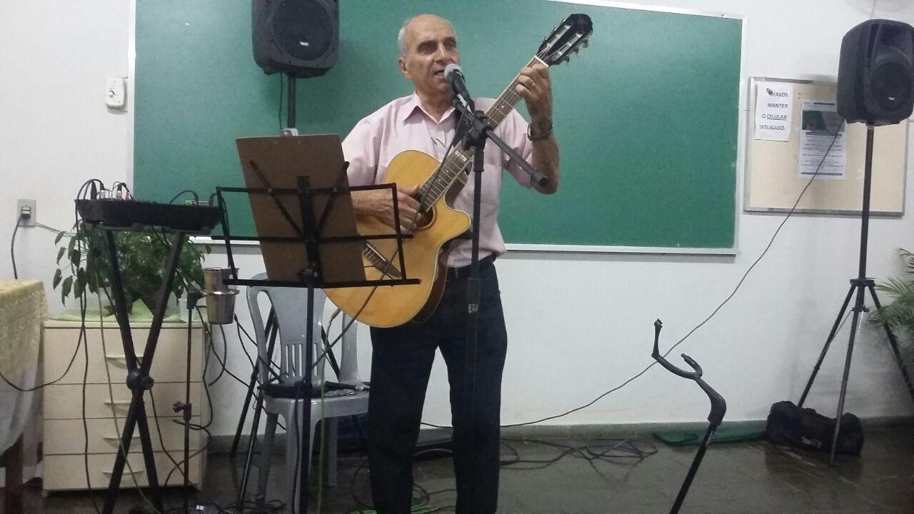 Irmão Sérgio Santos de Uberaba