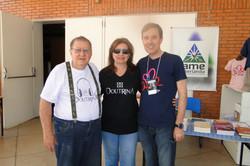 Hélio Dias, Andrea Melleu e Fernando