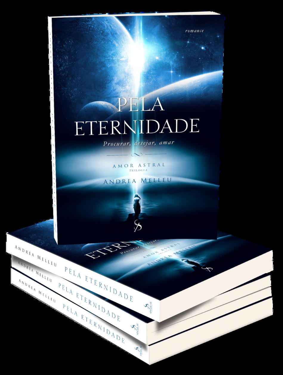 Livro Pela Eternidade