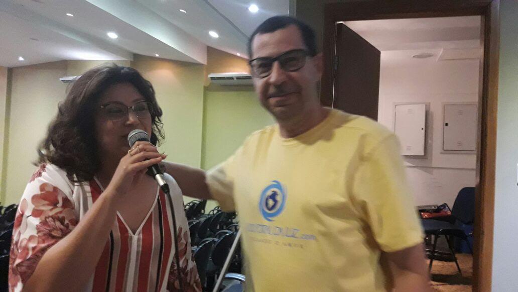 Rosana e Luiz Domingues