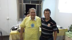 Hélio Dias e Evaldo Santana