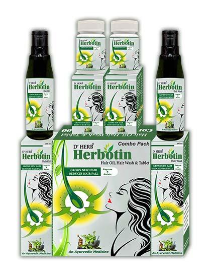Herbotin Combo Pack