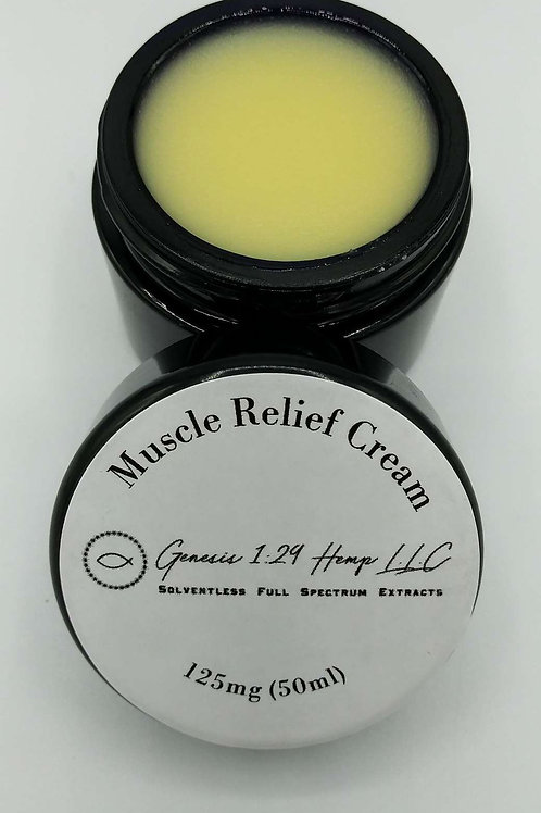Muscle Relief Body Butter