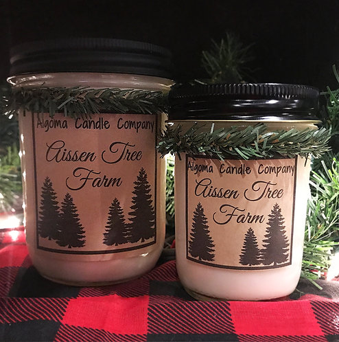 Aissen Tree Farm Candle