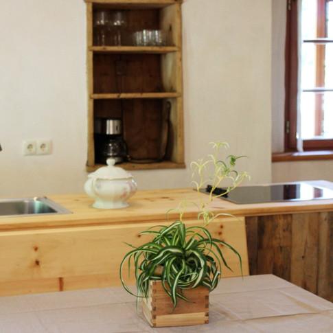 Wohnküche Platzerer Jöchl