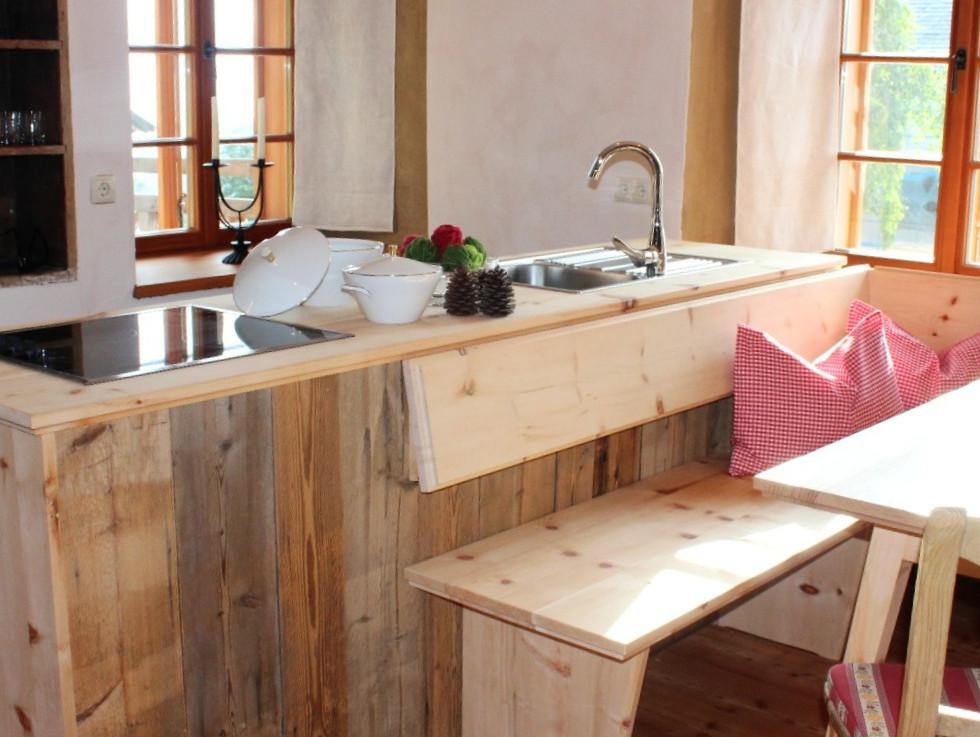 Küche Hof Neuhaus