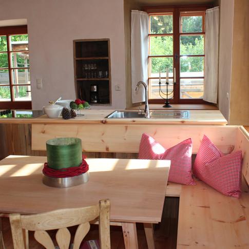 Wohnküche Sebastion