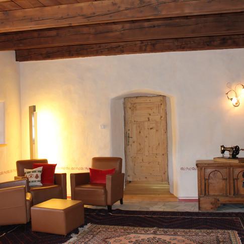 Eingangsbereich Hof Neuhaus