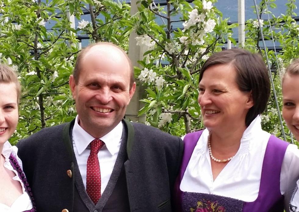 Familie Unterholzner