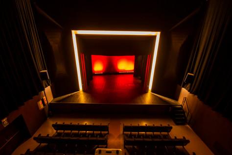 els carlins manresa - lloguer teatre - escenari