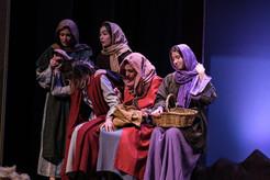 Escena dels Pastorets dels Carlins, Manresa