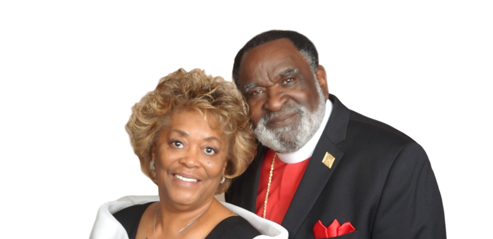 Bishop Donnie_Lady Shirley McGriff 2018_