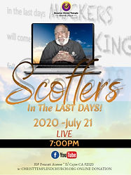 Scoffers in the Last Days - Made with Po