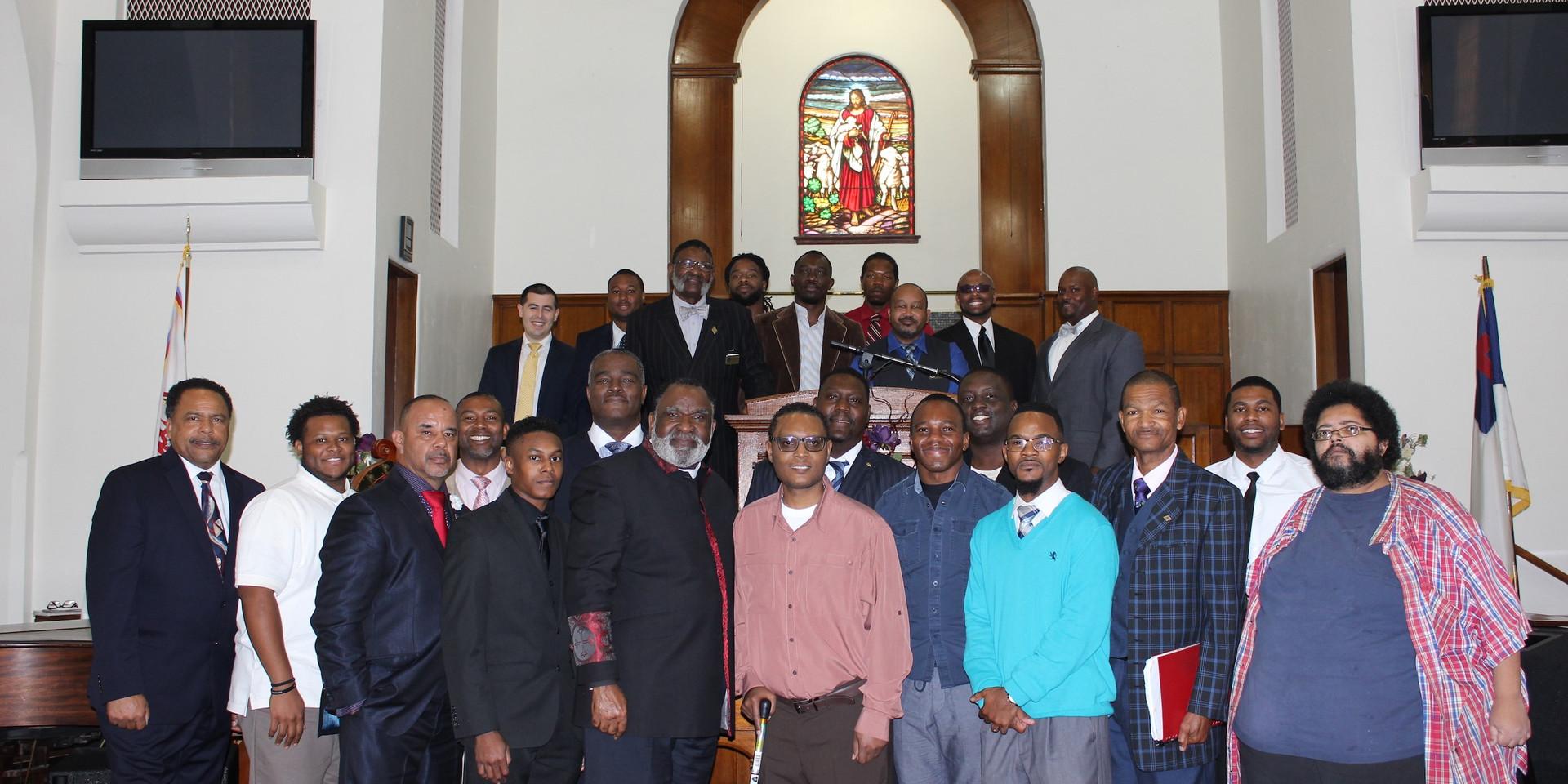 GCTAC-Men's Ministry