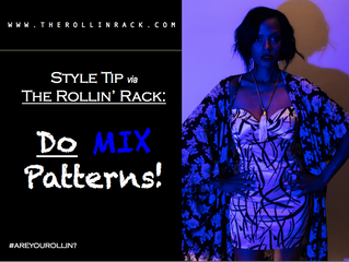 Style Tip 101: Do MIX Prints
