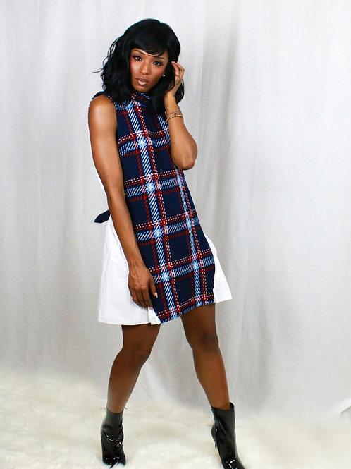 London Strut Dress