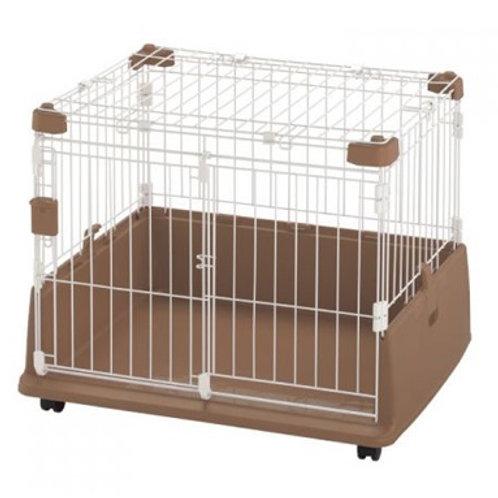 日本Richell 可移動有蓋寵物籠