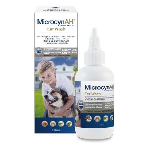 MicrocynAH 麥高臣 寵物神仙洗耳水100ml