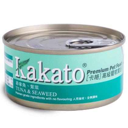 KAKATO 吞拿魚紫菜 70G