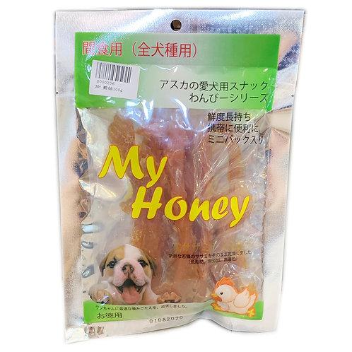 My Honey小食系列 - 雞絲 100g