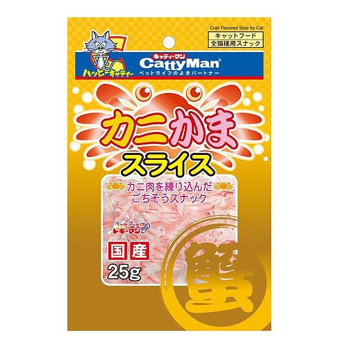 CattyMan - 蟹味銀鱈魚絲 25g