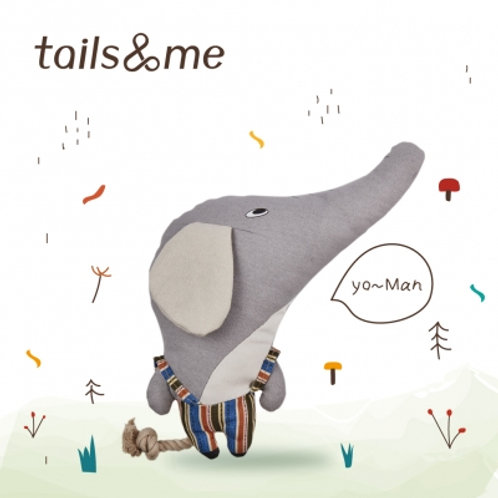 Tails & Me 森林動物系列 大象芬利