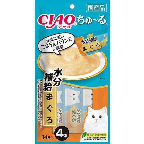 CIAO 水份補給 吞拿魚醬