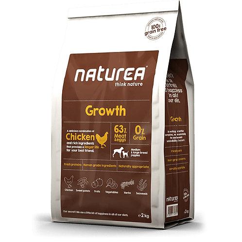 Naturea無榖物鮮肉糧-幼犬鮮雞肉配方(2KG/12KG)