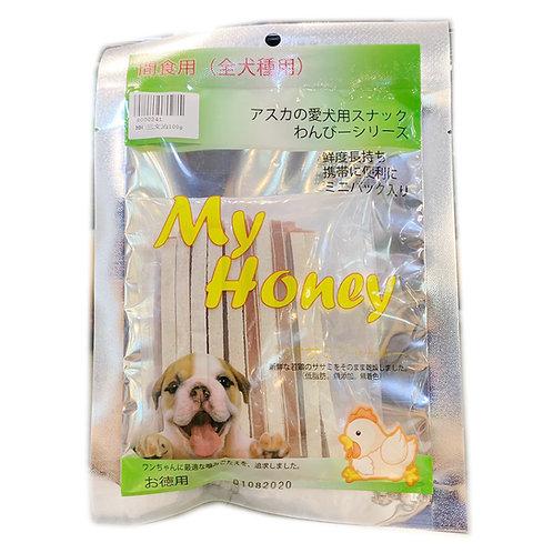 My Honey小食系列 - 雞肉三文治100g