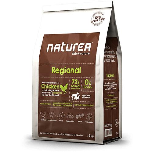 Naturea 無榖物鮮肉糧-成犬鮮雞肉配方 (2KG/12KG)