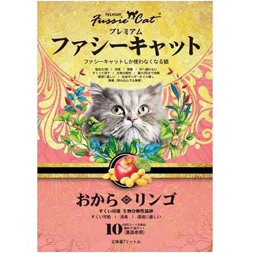 Fussie Cat 蘋果味豆腐貓砂 7L