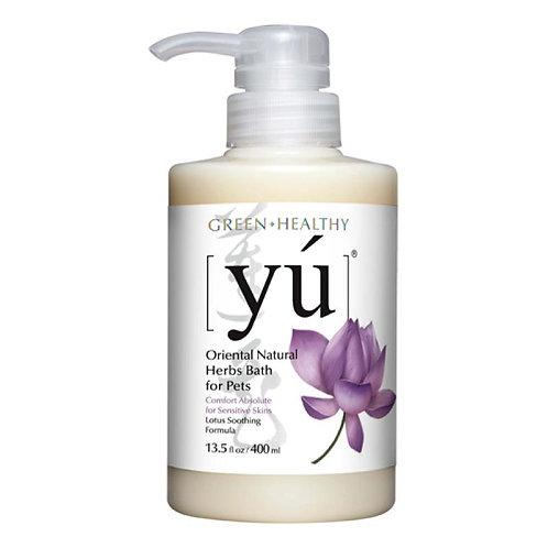 YU 東方森草沐浴乳 (9款香味配方)