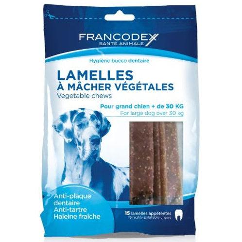 法國Francodex 素食潔齒棒 L