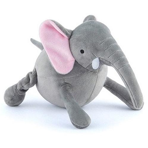 P.L.A.Y. 環保材質狗玩具 - 大象