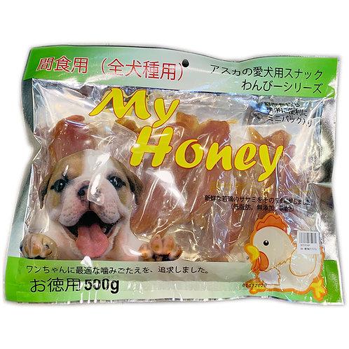 My Honey小食系列 - 雞胸片 500g