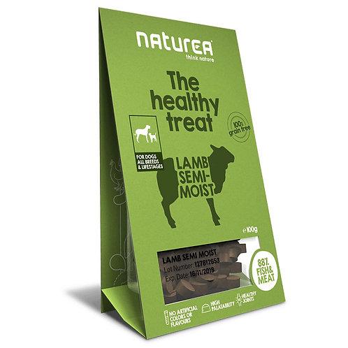 Naturea 鮮肉半濕小食 (犬用) - 羊肉 100g