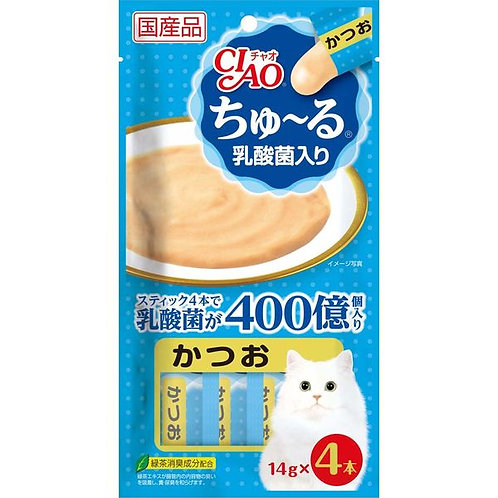 CIAO 鏗魚醬 (乳酸菌)