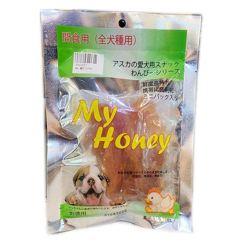 My Honey小食系列 - 雞片100g