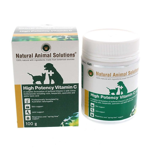 Natural Animal Solutions - 醫療級別白藜蘆醇藥粉