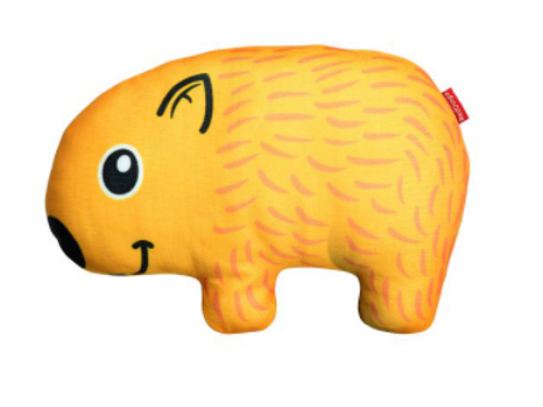 Red Dingo Durables 狗玩具 Wombat